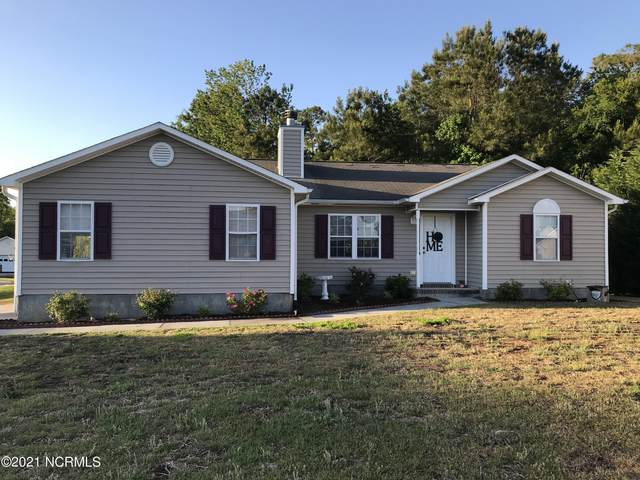 300 Gus Court, Richlands, NC 28574 (MLS #100270447) :: The Tingen Team- Berkshire Hathaway HomeServices Prime Properties