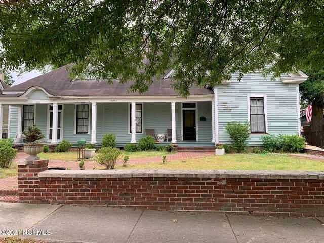 503 Broad Street W, Wilson, NC 27893 (MLS #100270455) :: Berkshire Hathaway HomeServices Prime Properties