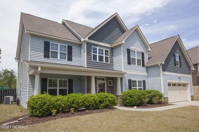 306 Waves Court, Holly Ridge, NC 28445 (MLS #100270458) :: David Cummings Real Estate Team