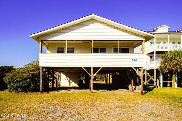 508 W Beach Drive, Oak Island, NC 28465 (MLS #100270460) :: Berkshire Hathaway HomeServices Prime Properties