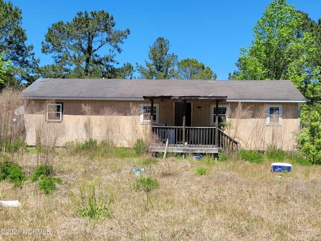 137 Branch Drive, Burgaw, NC 28425 (MLS #100270475) :: CENTURY 21 Sweyer & Associates