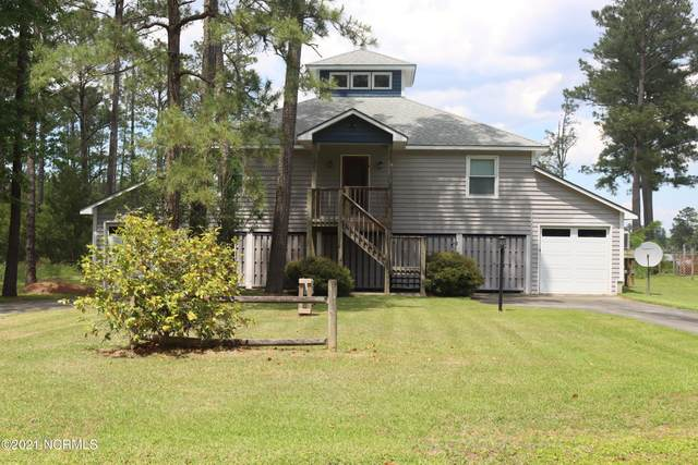 227 Croatan Drive, Oriental, NC 28571 (MLS #100270492) :: Carolina Elite Properties LHR
