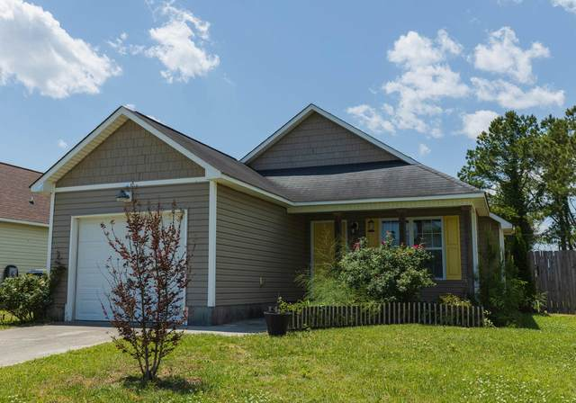 408 Mattocks Avenue, Maysville, NC 28555 (MLS #100270497) :: Stancill Realty Group