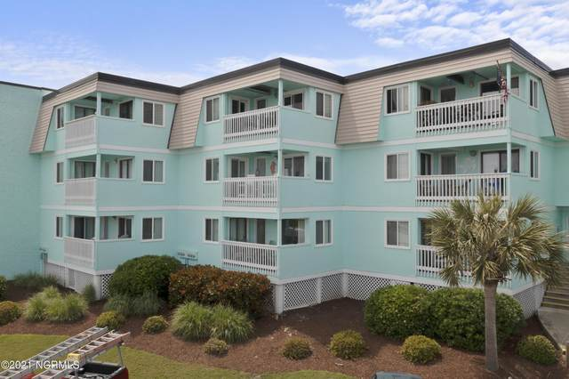 301 Commerce Way #110, Atlantic Beach, NC 28512 (MLS #100270513) :: Donna & Team New Bern