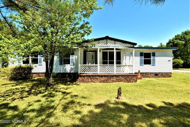 668 Belgrade Swansboro Road, Stella, NC 28582 (MLS #100270515) :: Berkshire Hathaway HomeServices Prime Properties