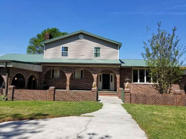 345 Cowell Loop Road, Bayboro, NC 28515 (MLS #100270530) :: Great Moves Realty