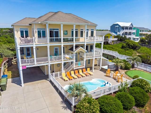 1010 Ocean Drive, Emerald Isle, NC 28594 (MLS #100270535) :: Coldwell Banker Sea Coast Advantage