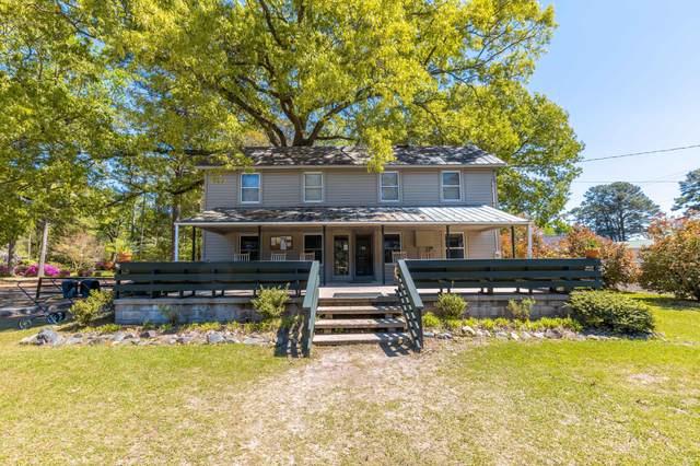49 King Blount Drive, Bath, NC 27808 (MLS #100270538) :: Barefoot-Chandler & Associates LLC