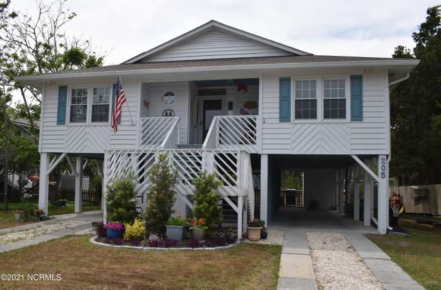 205 SW 15th Street, Oak Island, NC 28465 (MLS #100270539) :: The Oceanaire Realty