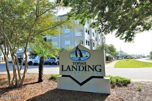 100 Gateway Condos Drive #111, Surf City, NC 28445 (MLS #100270575) :: Castro Real Estate Team