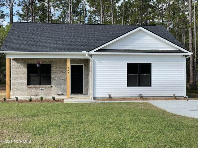 283 Sanford Road, Southport, NC 28461 (MLS #100270583) :: Berkshire Hathaway HomeServices Prime Properties