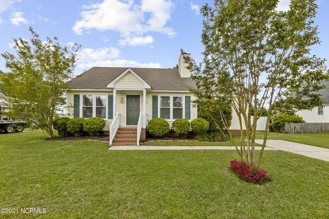 502 Channel Drive, Winterville, NC 28590 (MLS #100270588) :: The Cheek Team