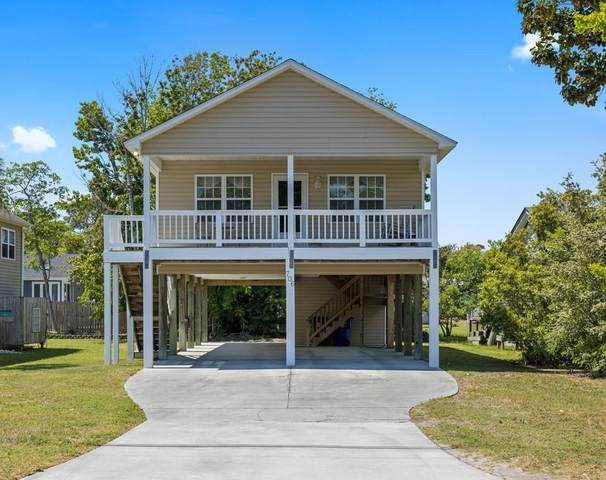 706 S Fourth Street, Carolina Beach, NC 28428 (MLS #100270592) :: Berkshire Hathaway HomeServices Prime Properties
