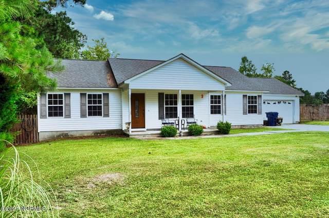 300 Farina Drive, Havelock, NC 28532 (MLS #100270594) :: RE/MAX Essential
