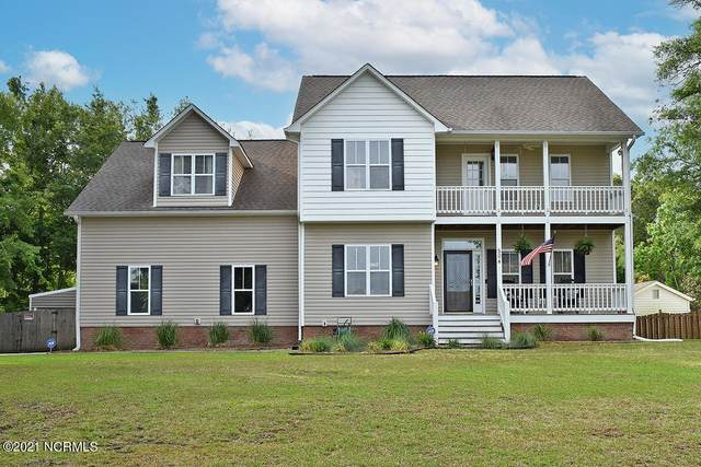 504 Chadwick Shores Drive, Sneads Ferry, NC 28460 (MLS #100270596) :: Berkshire Hathaway HomeServices Hometown, REALTORS®
