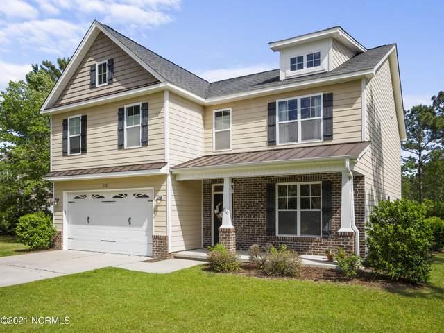 110 Shoveler Court, Sneads Ferry, NC 28460 (MLS #100270609) :: Berkshire Hathaway HomeServices Prime Properties