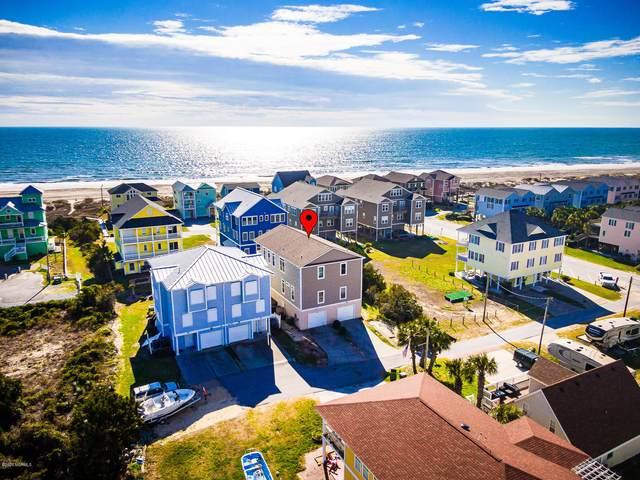 204 Asbury Avenue Unit - B, Atlantic Beach, NC 28512 (MLS #100270648) :: The Keith Beatty Team