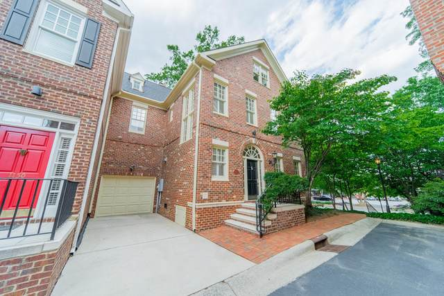 1148 Dilworth Crescent Row, Charlotte, NC 28203 (MLS #100270653) :: Barefoot-Chandler & Associates LLC