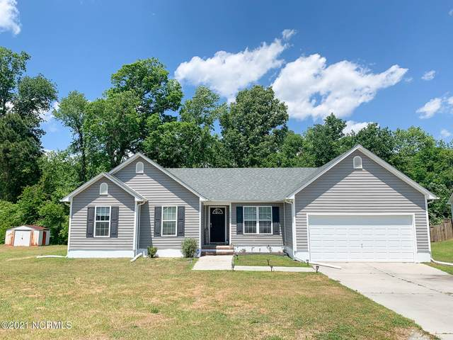 204 Silky Court, Richlands, NC 28574 (MLS #100270654) :: Berkshire Hathaway HomeServices Hometown, REALTORS®
