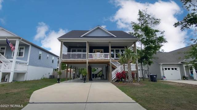 110 NE 4th Street, Oak Island, NC 28465 (MLS #100270662) :: Berkshire Hathaway HomeServices Prime Properties