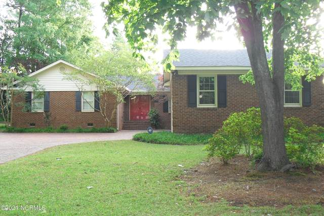 908 Gilchrist Street, Laurinburg, NC 28352 (MLS #100270667) :: Vance Young and Associates