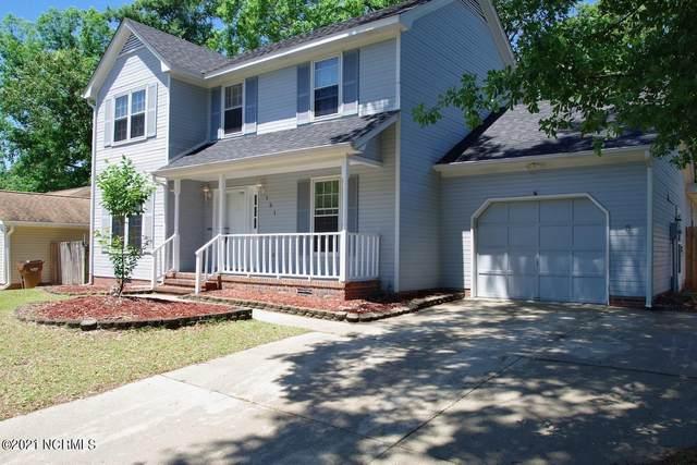 151 Raintree Circle, Jacksonville, NC 28540 (MLS #100270691) :: Barefoot-Chandler & Associates LLC