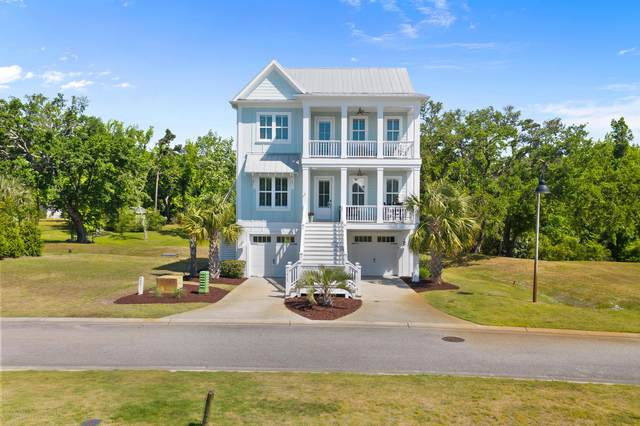 7413 Nautica Yacht Club Drive, Wilmington, NC 28411 (MLS #100270702) :: CENTURY 21 Sweyer & Associates