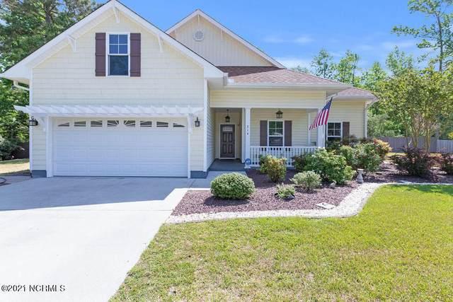 214 Blue Creek Farms Drive, Jacksonville, NC 28540 (MLS #100270715) :: The Cheek Team