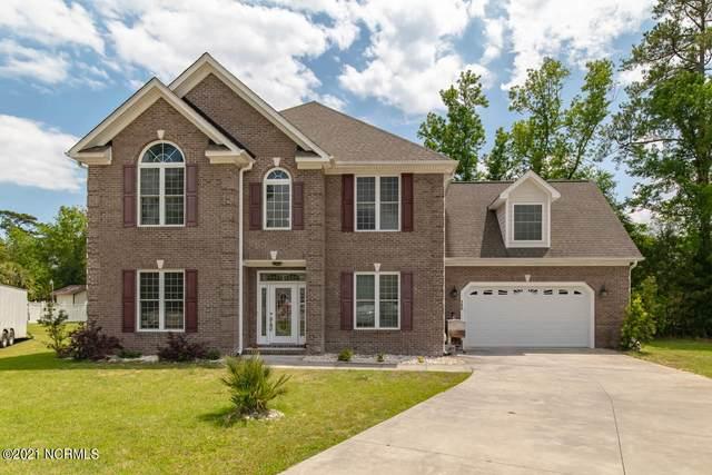 100 Palm Drive, Jacksonville, NC 28546 (MLS #100270717) :: Barefoot-Chandler & Associates LLC