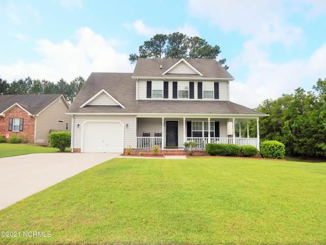 902 Huff Drive, Jacksonville, NC 28546 (MLS #100270748) :: David Cummings Real Estate Team