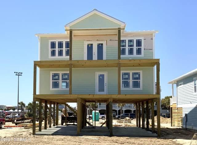 122 SE 49th Street, Oak Island, NC 28465 (MLS #100270749) :: Coldwell Banker Sea Coast Advantage