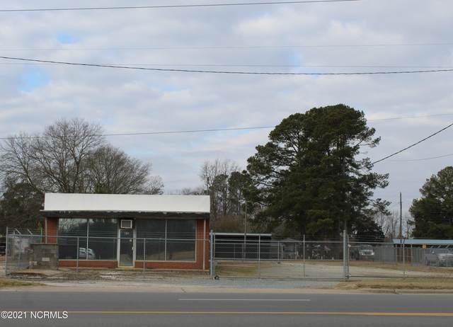 815 Northeast Boulevard, Clinton, NC 28328 (MLS #100270750) :: CENTURY 21 Sweyer & Associates