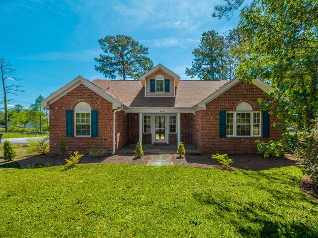 423 Nc-172, Hubert, NC 28539 (MLS #100270760) :: RE/MAX Elite Realty Group