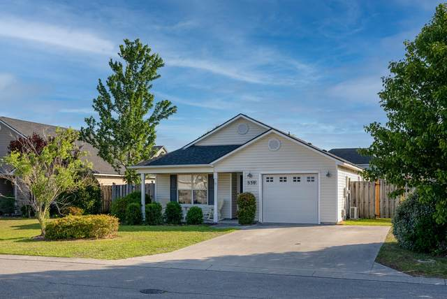 530 Montego Court, Wilmington, NC 28411 (MLS #100270801) :: Barefoot-Chandler & Associates LLC