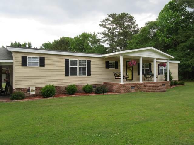 136 Waller Farm Road, Kinston, NC 28504 (MLS #100270810) :: The Cheek Team