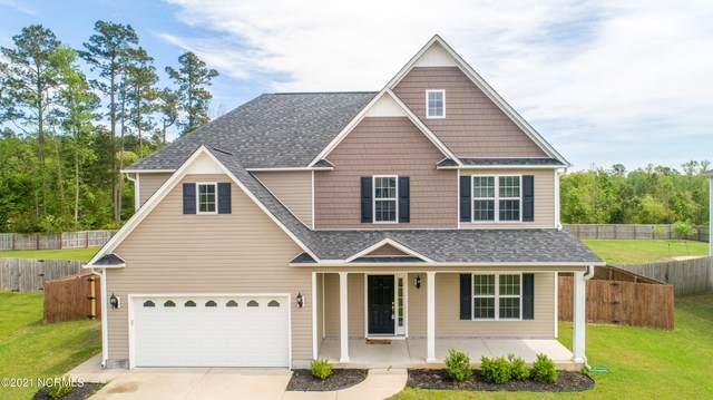 208 Stephen Court, Havelock, NC 28532 (MLS #100270812) :: Barefoot-Chandler & Associates LLC