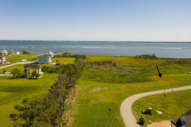 640 Fishermans Point, Newport, NC 28570 (MLS #100270815) :: Barefoot-Chandler & Associates LLC