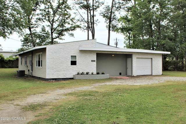 202 W Sherwood Drive, Havelock, NC 28532 (MLS #100270825) :: Barefoot-Chandler & Associates LLC
