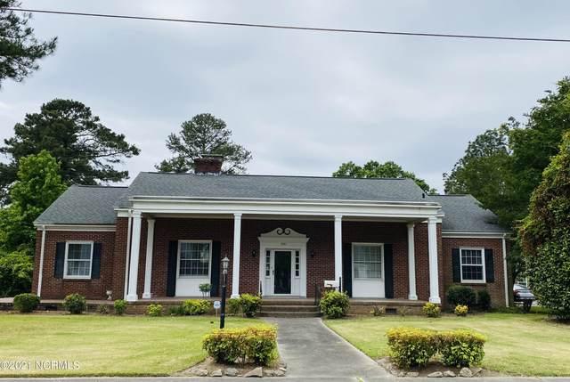 3587 East Wilson Street, Farmville, NC 27828 (MLS #100270828) :: Barefoot-Chandler & Associates LLC