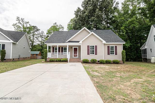 628 Haley Drive, Nashville, NC 27856 (MLS #100270833) :: Barefoot-Chandler & Associates LLC