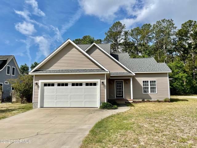 146 Sound Boulevard, Newport, NC 28570 (MLS #100270834) :: The Tingen Team- Berkshire Hathaway HomeServices Prime Properties