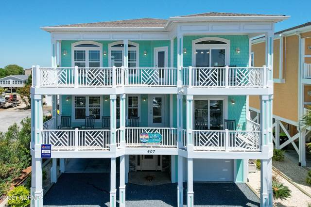 404 Sunset Boulevard S, Sunset Beach, NC 28468 (MLS #100270839) :: The Oceanaire Realty