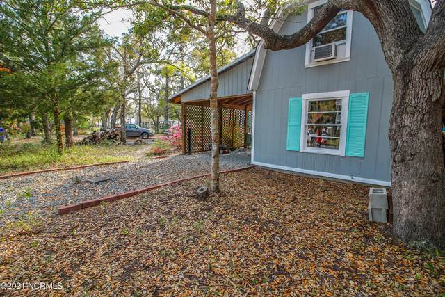 2606 E Oak Island Drive, Oak Island, NC 28465 (MLS #100270841) :: Barefoot-Chandler & Associates LLC