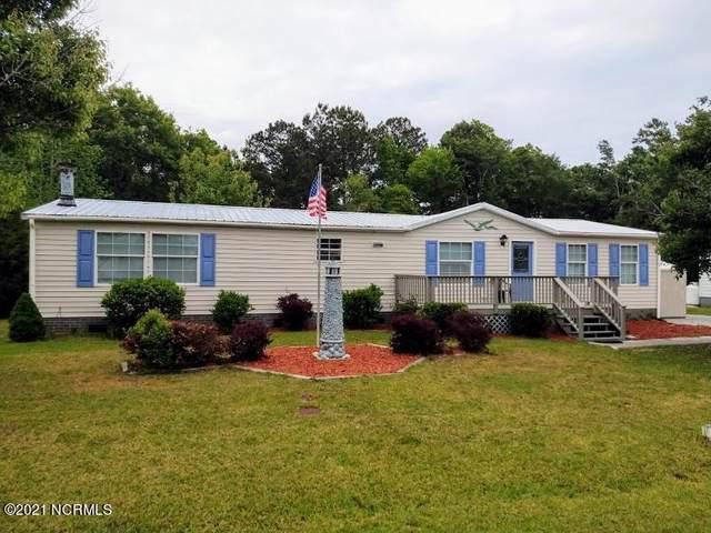109 Maplecrest Way, Sneads Ferry, NC 28460 (MLS #100270842) :: Courtney Carter Homes