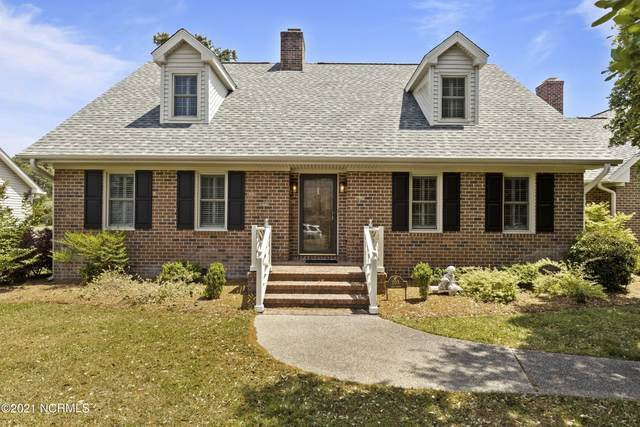 205 Oak Drive, Morehead City, NC 28557 (MLS #100270856) :: Barefoot-Chandler & Associates LLC
