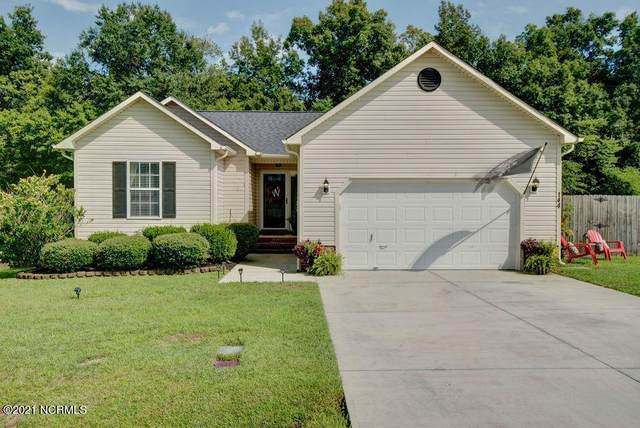 144 Forest Bluff Drive, Jacksonville, NC 28540 (MLS #100270862) :: Courtney Carter Homes
