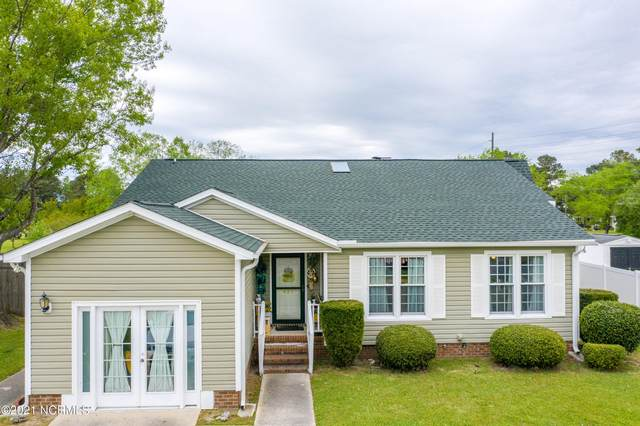 621 Channel Drive, Winterville, NC 28590 (MLS #100270866) :: David Cummings Real Estate Team