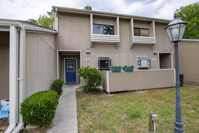 145 Quarterdeck Townes, New Bern, NC 28562 (MLS #100270906) :: CENTURY 21 Sweyer & Associates