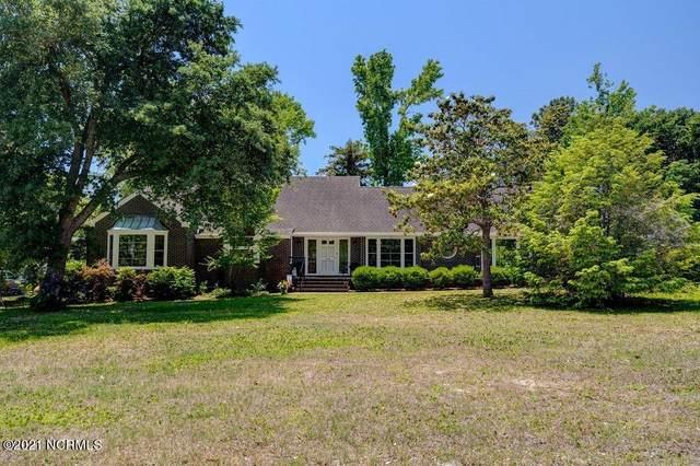 134 Parkwood Drive, Wilmington, NC 28409 (MLS #100270930) :: David Cummings Real Estate Team