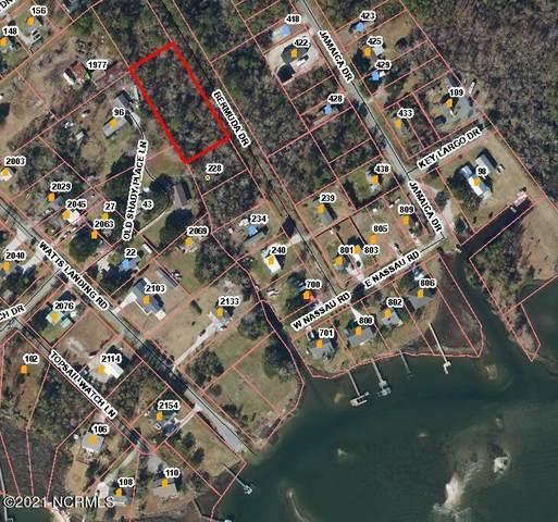L18-23 Bermuda Drive, Hampstead, NC 28443 (MLS #100270941) :: Donna & Team New Bern